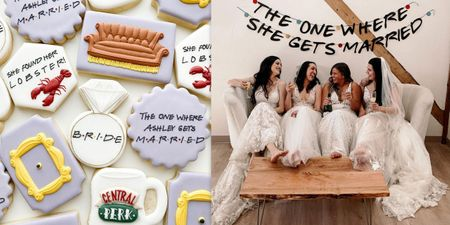 Watched FRIENDS Reunion? Now Take Cues To Plan A Friends-Themed Wedding!