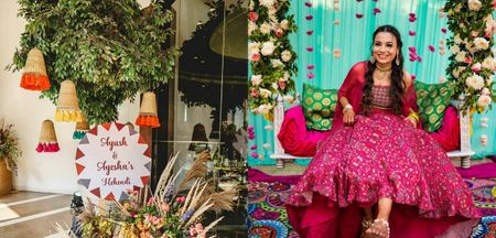 #WMGHowTo: Mehndi Decor At Home For An Intimate Wedding!