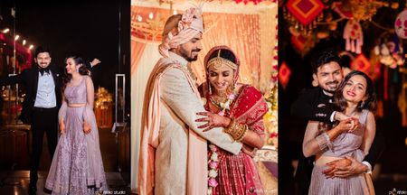 An Intimate Gurgaon Wedding With A Bride-chilla!