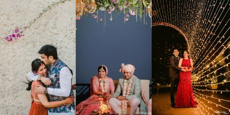 Charming Sundowner Wedding In Mumbai By The Sea Planned In Just A Month!