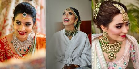 MUA Reveal: How To Avoid Patchy Makeup During A Winter Wedding