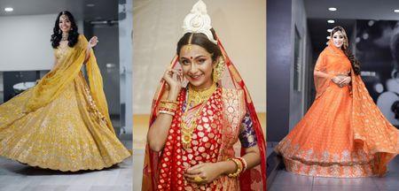 Lakmé Salon Showcases The Gen-Next Brides Of India