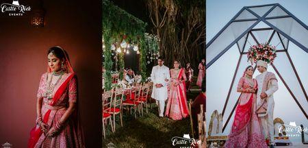 Intimate Goa Wedding With Pin Worthy Decor!