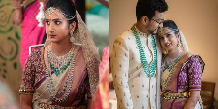 A Surreal Hyderabad Wedding With Inspirational Bridal Outfits