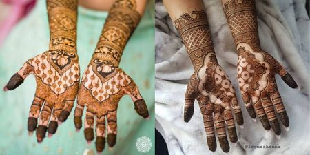 10+ Karwa Chauth Mehndi Designs You Should Instantly Bookmark