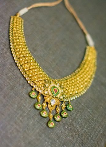 Tanishq Bridal Collection for the North Indian Bride: The Wedding