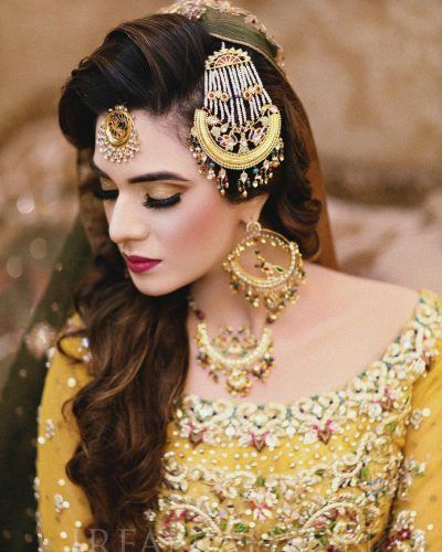 The Most Breathtaking Jewellery Ideas From Pakistani Brides