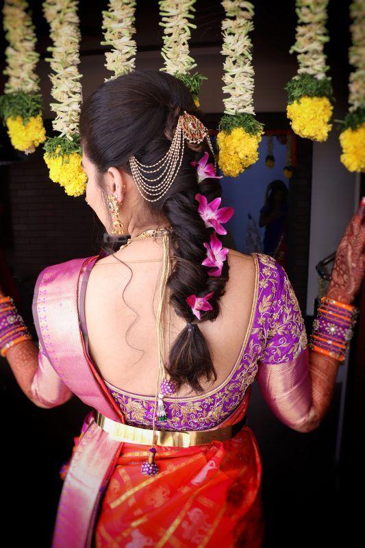 Terrific Best South Indian Bridal Hairstyles Wedmegood Schematic Wiring Diagrams Amerangerunnerswayorg