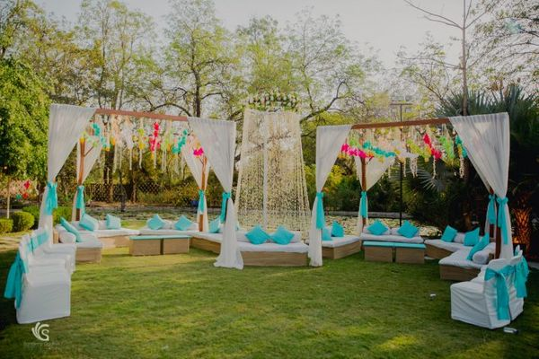 7 Super Cool Ideas We Spotted At This Chic Delhi Wedding