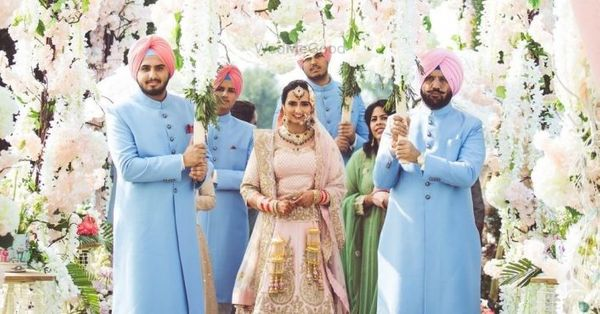 Cool New Baraat Ideas For Your Upcoming Wedding! | WedMeGood