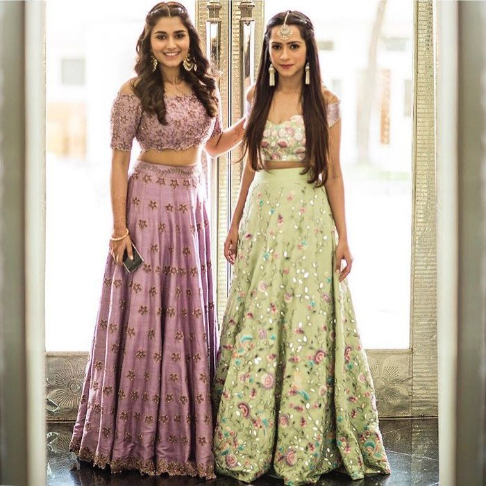 6 Best,Dressed Sisters of the Bride/ Groom! (Impeccable