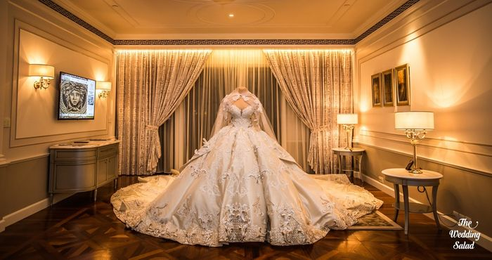 Dubai Wedding At The Versace Palazzo With A Beautiful Anand Karaj