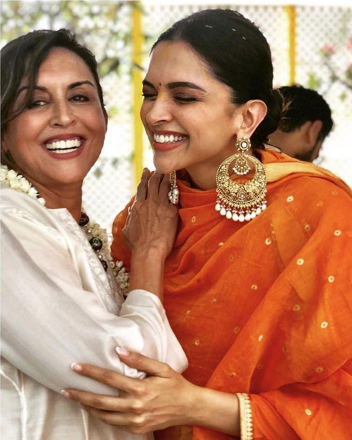 Here S A Throwback To Deepika Padukone S Inspirational Bridal Looks Wedmegood