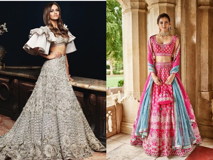 Where To Buy Bridal Lehengas In Bandra Khar In Mumbai Wedmegood