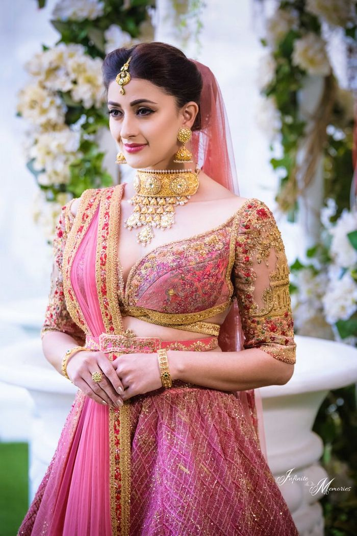 50 Lehenga Blouse Designs To Browse Take Inspiration From Wedmegood