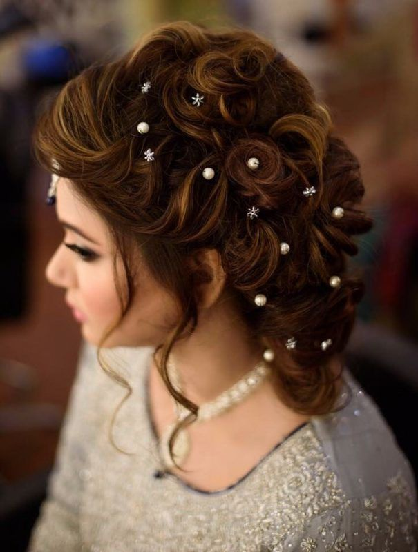 30 Engagement Hairstyles For Brides To Be Wedmegood