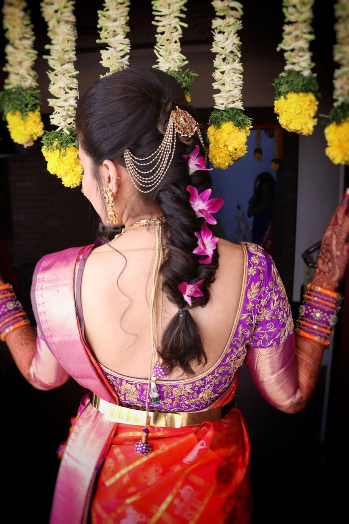 Best South Indian Bridal Hairstyles Wedmegood