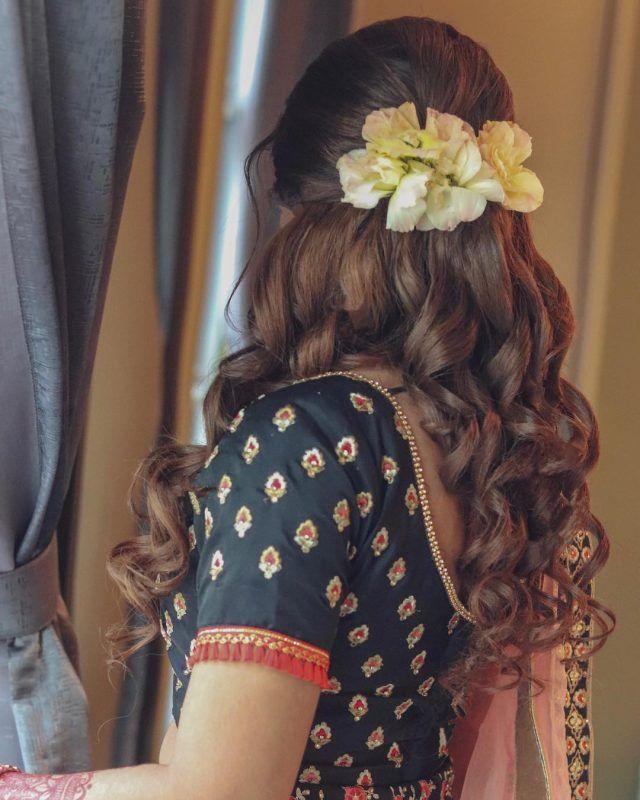 Best South Indian Bridal Hairstyles Wedmegood