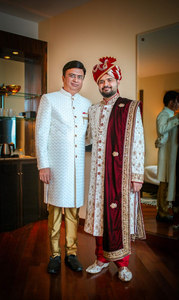 10 Father Of The Bride Groom Who Looked Dapper In Their Outfits Wedmegood