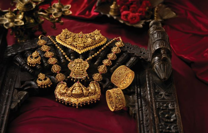 5 Temple Jewellery Pieces From Kalyan S Collection We Loved Wedmegood