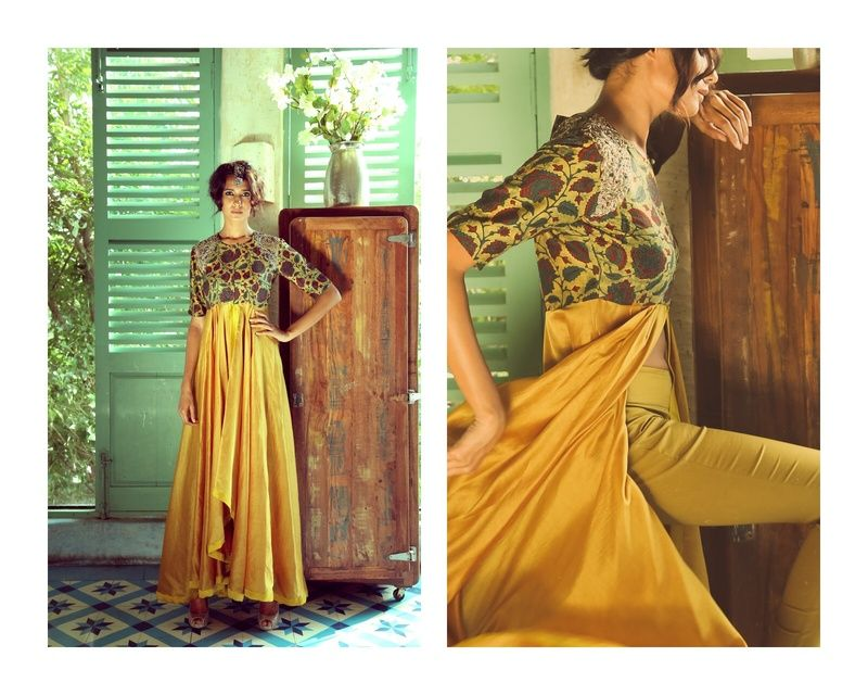Mehndi Clothes For Brides : Budget brides: diy mehendi outfits that you can pull off to