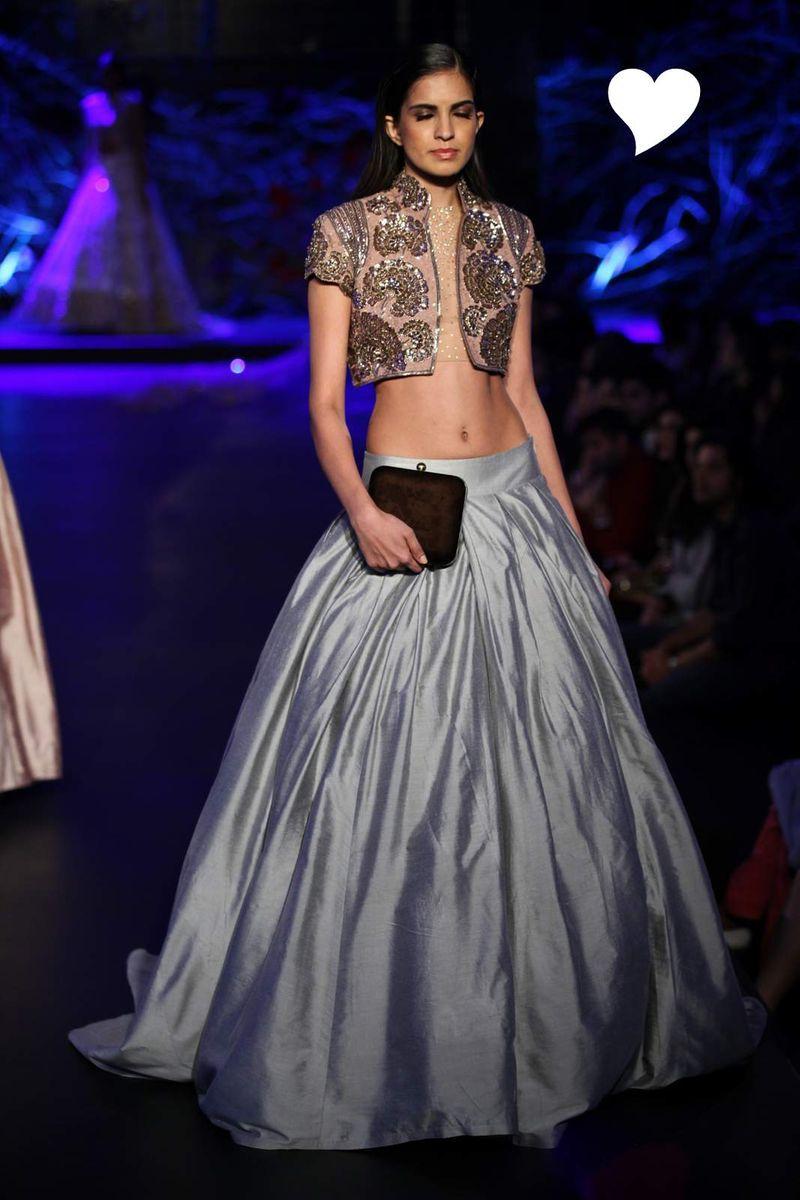 Designer Evening Gowns By Manish Malhotra | Saddha