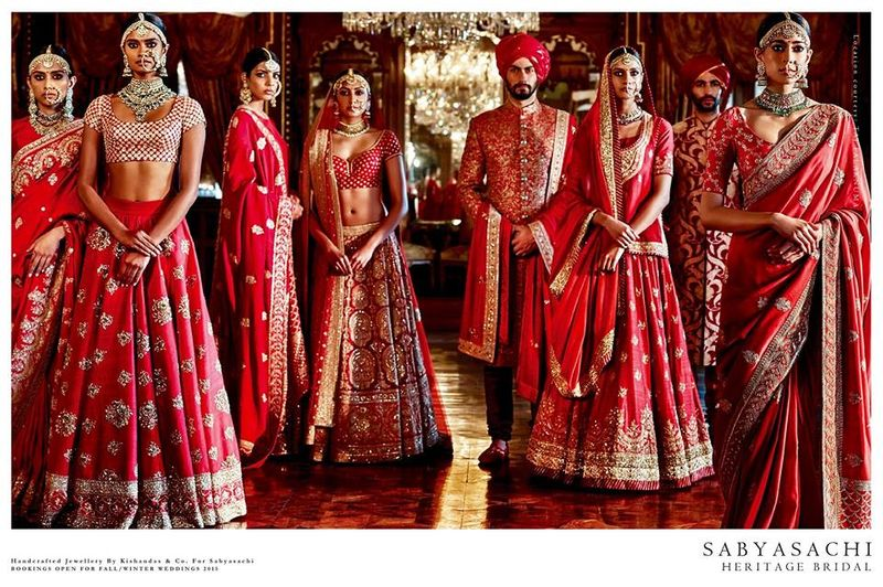 b9f1445091539 #Exclusive: WMG Talks to Sabyasachi Mukherjee! ( Tips, To-dos and Timeless  Looks!)