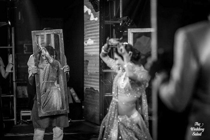 22 Manoshi _ Atit, Mumbai Wedding at Renaissance, The Wedding Salad_