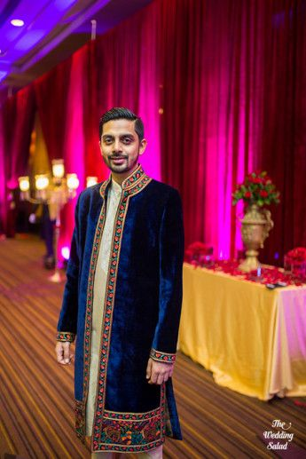 23 Manoshi _ Atit, Mumbai Wedding at Renaissance, The Wedding Salad_