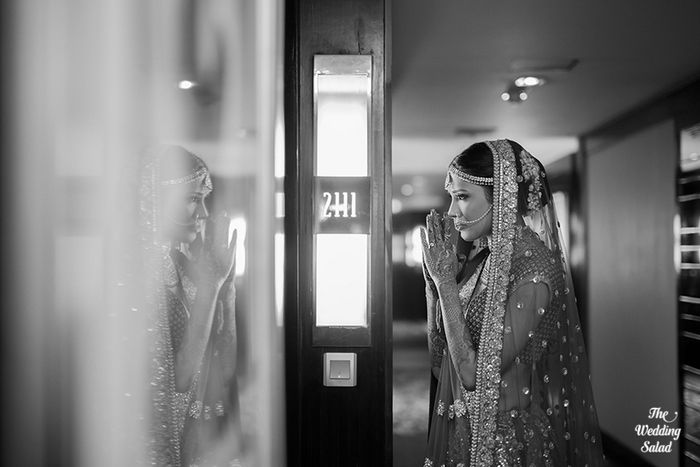 32 Manoshi _ Atit, Mumbai Wedding at Renaissance, The Wedding Salad_