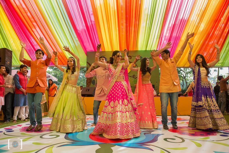 The Best Sangeet Songs For The Bride S Friends Sisters To