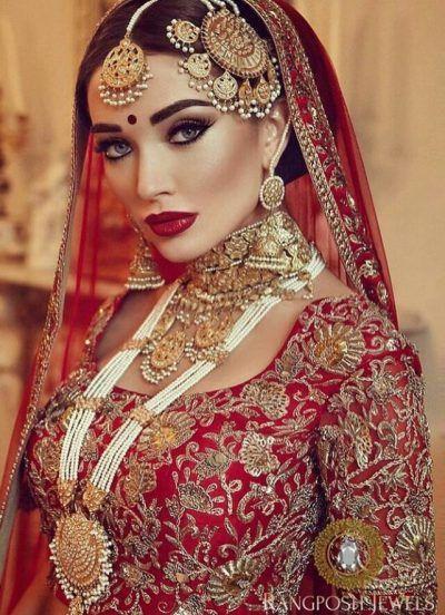 593ec2dd87a66 The Most Breathtaking Jewellery Ideas from Pakistani Brides! | WedMeGood