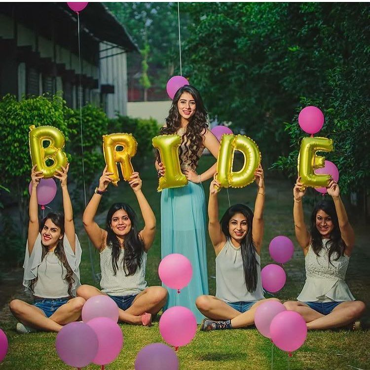 49730cd8e4a 6 Fun Ideas For A Pre-Wedding Shoot With Your Bridesmaids!