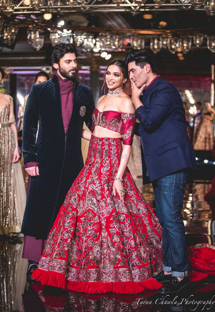 So How Much Does A Manish Malhotra Lehenga Cost? | WedMeGood