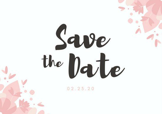 8 Online Places Where You Can Design Your Own Save-the-Dates ...