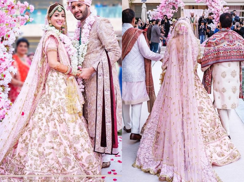 So How Much Does A Manish Malhotra Lehenga Cost Wedmegood