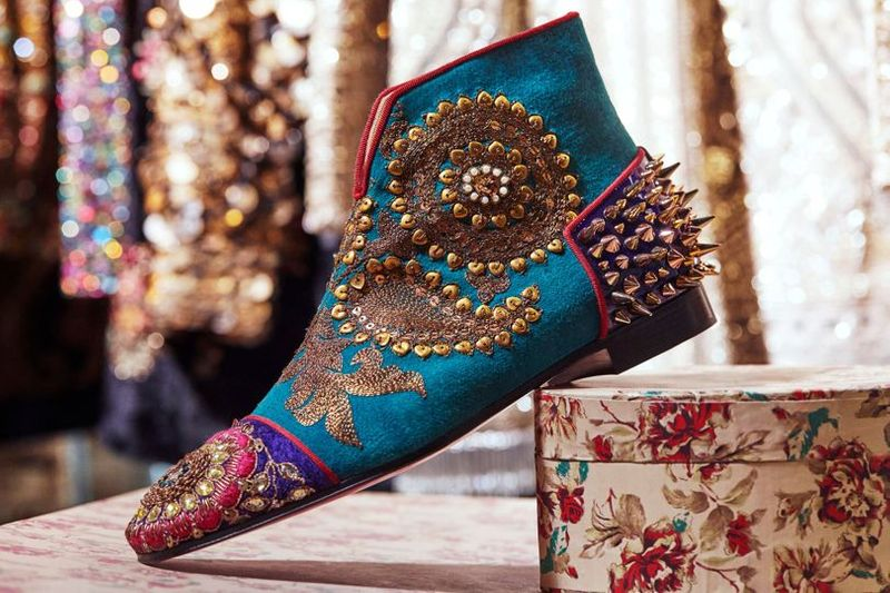 dff936bdaa1b These New Bridal Shoes By Sabyasachi   Louboutin Are Perfect For The ...