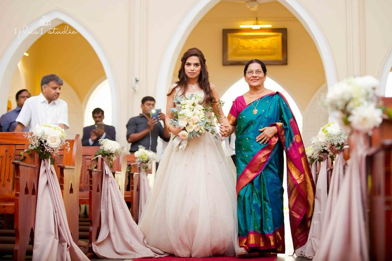 Dreamy Destination Wedding In Colombo With Two Ceremonies Wedmegood