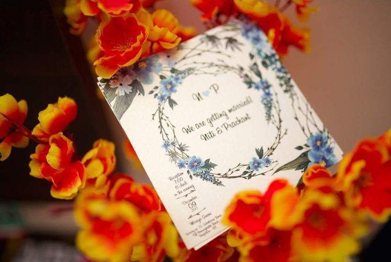 This Couple Had Indias First Bitcoin Wedding Wedmegood