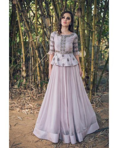61ee49f1c71f47 30+ Latest Blouse Designs For Your Lehenga This Year!