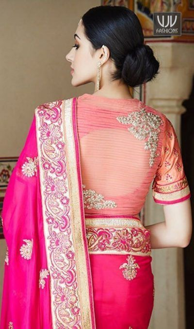 Latest Pattu Saree Blouse Neck Designs 50 Latest Silk Saree Blouse Designs Catalogue Blouses Discover The Latest Best Selling Shop Women S Shirts High Quality
