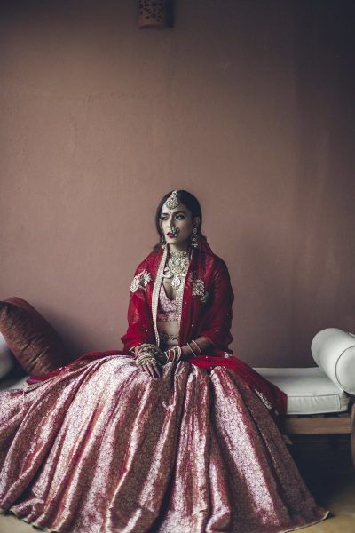 931a293c20c 50+ Of The Most Beautiful Bridal Lehengas We Spotted On Real Brides ...