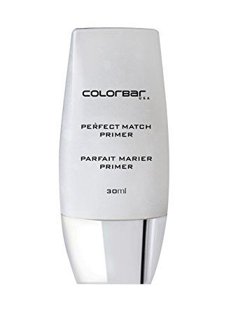 This one really helps your makeup stay on for longer! It's an oil-free primer that masks fine lines and uneven texture.
