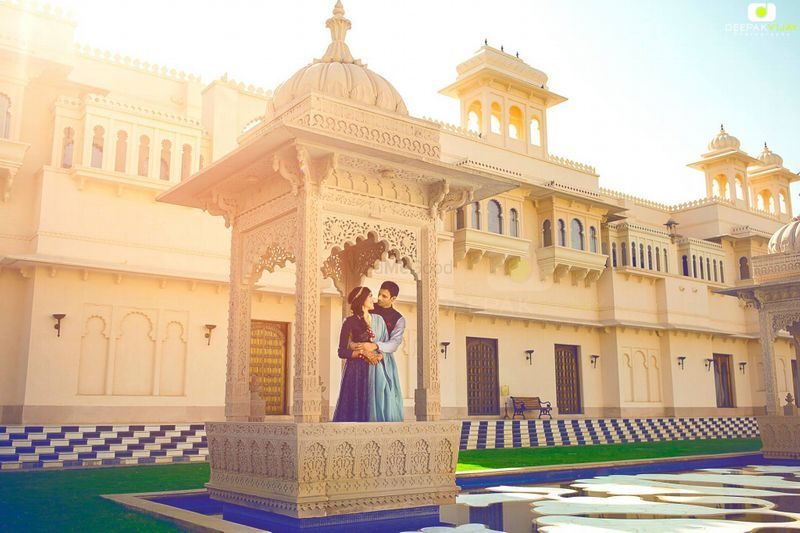 how much does a budget destination wedding in jaipur or udaipur cost