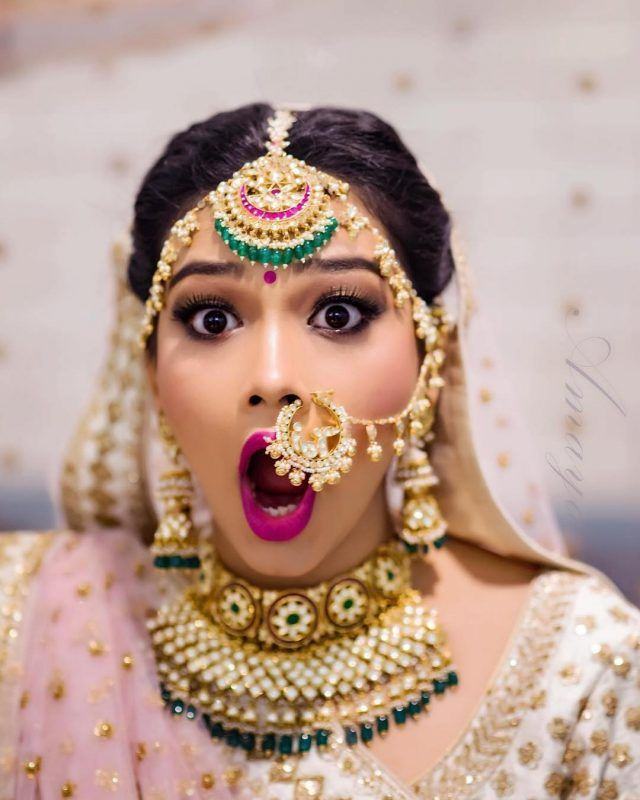 Image result for panicking indian bride