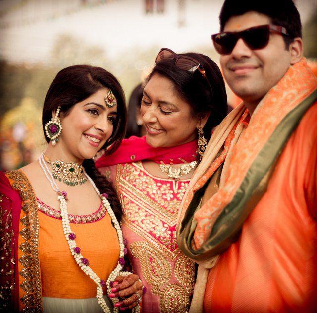 Photo from Guneet & Kavya Wedding