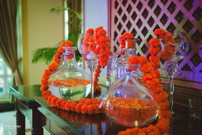 Photo of glass jars