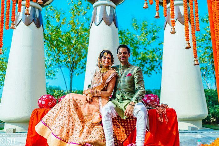 Photo of couple portrait