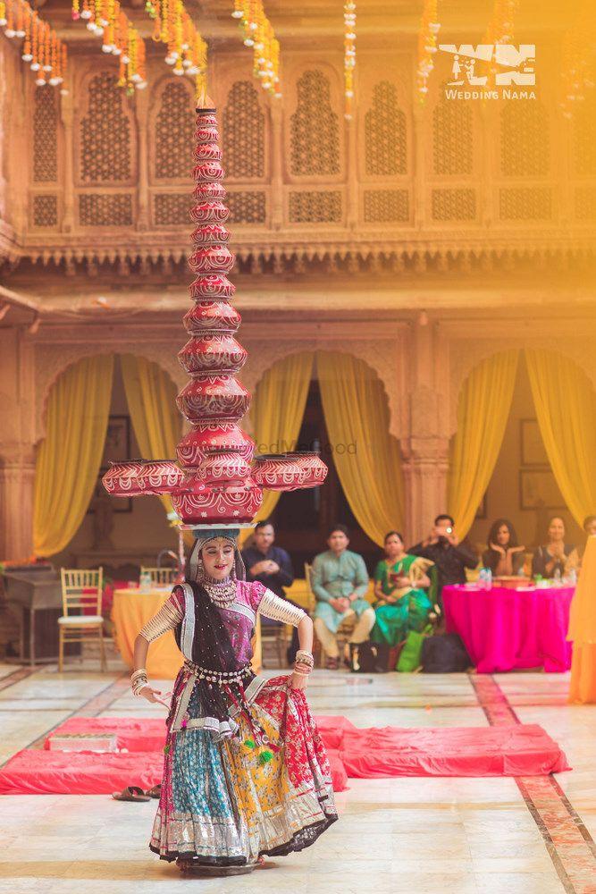 Photo of rajasthani dancer