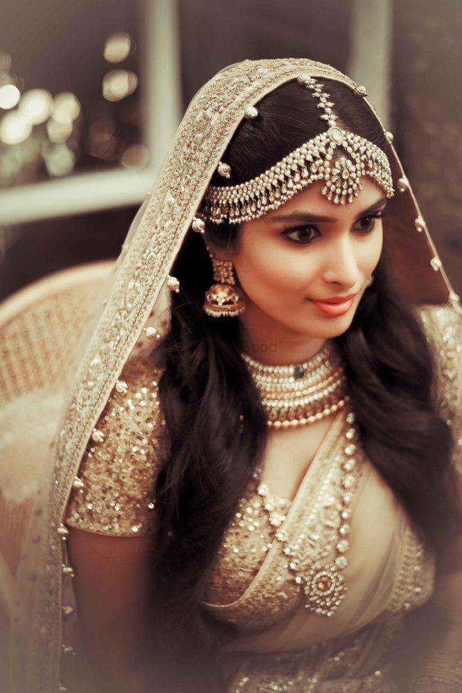 Wedding Jewellery Photo artificial mathapatti